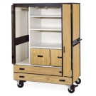 Mobile Cabinet, five paper drawers