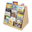 Book Display Stand, 5 shelves